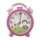 目覚まし時計(ピンク)