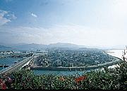 王子山からの風景